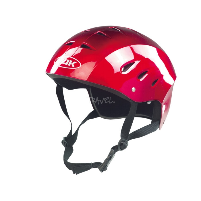 Kask YAK Kontour Metallic Red 6252