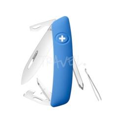 SWIZA Scyzoryk D04 BLUE 95mm KNI.0040.1030